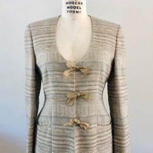 Armani vintage chic jacket/blazer; size eur 40